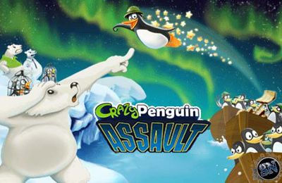 Скачать Crazy Penguin Assault для Андроид