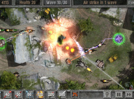 Скачать Defense zone 2 HD FREE для Андроид