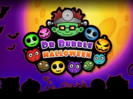 Обзор игры Doctor Bubble Halloween для Андроид