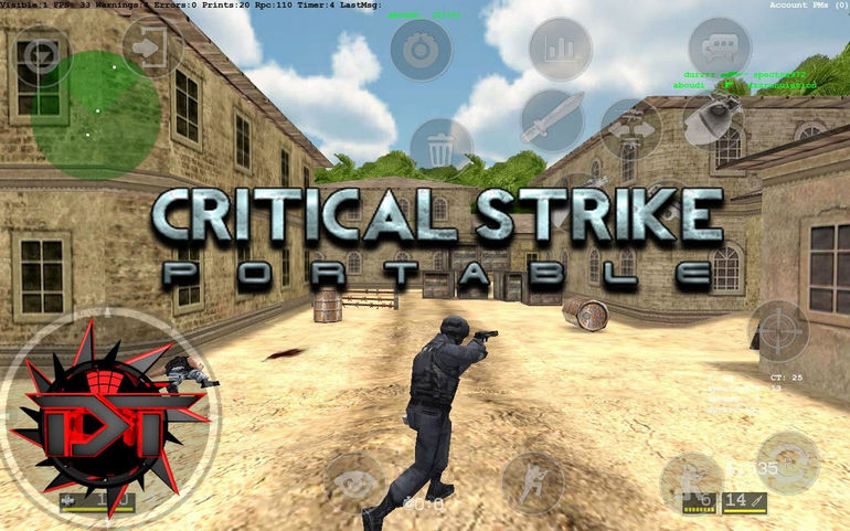 Critical Strike Portable: контра портейбл