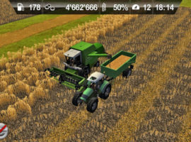 Скачать Farming Simulator 2014 для Андроид