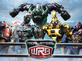 Real Steel World Robot Boxing: роботы в боксе