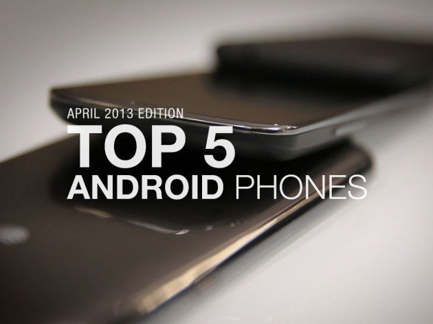 top-5-android-smartphones