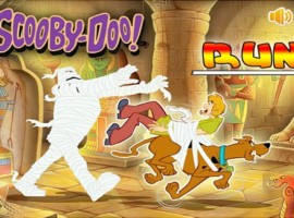 Обзор игры Scooby Doo: Mummy Run!