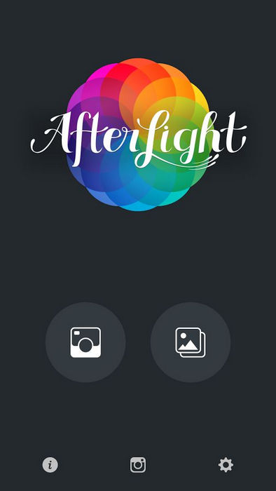 Afterlight: приложение для обработки фото на Android