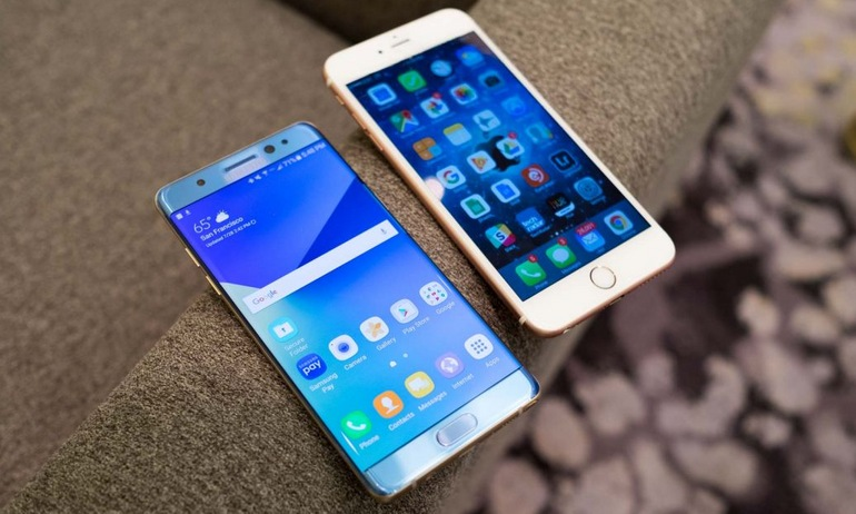 Почему iPhone 6s Plus лучше Galaxy Note 7?