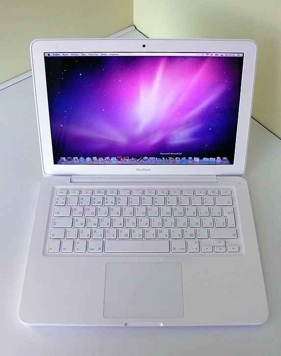 Преимущества Macbook