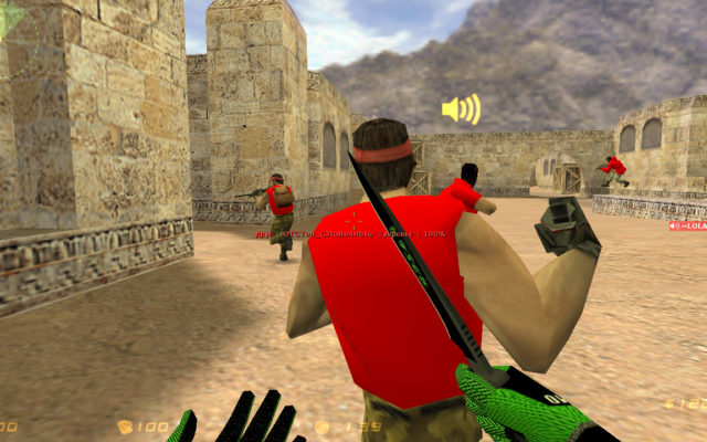 Counter-Strike 1.6 от Razer